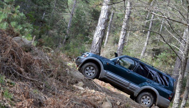 Kassandra Round – Jeep Safari 4χ4