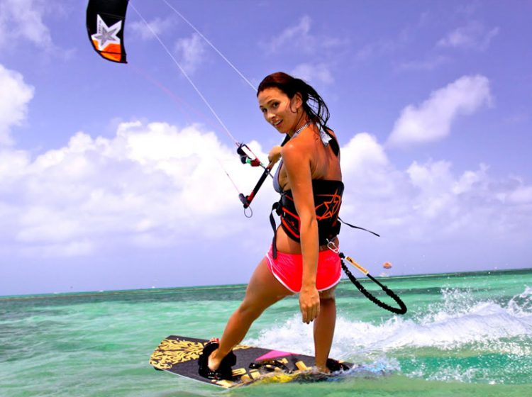 Kitesurf lessons in Halkidiki Greece